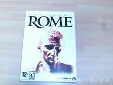 europa universalis rome spqr USED  &  Patrician IV Gold & Port Royale 3 Gold NEW