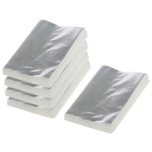 500 Pcs 2.4x3.9 inches Clear Resealable Cello/Cellophane Bags Good for Bakery,