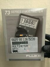 FLUKE 73 Series II Multimeter Aust Army Issue Brand New