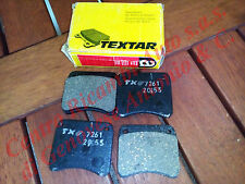 Pattini freno anteriori Austin Mini Cooper, Textar 20053