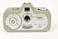 Zeiss Ikon Movinette 8B 8mm Cine Camera - Zeiss Triotar 10mm f/2.8 Lens