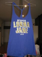 Authentic Lorna Jane Womens Purple Sports Top - Size S, Great Condition!!