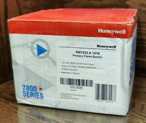 NEW   Honeywell  RM7823A 1016 Primary Flame Switch Burner Control Relay Module