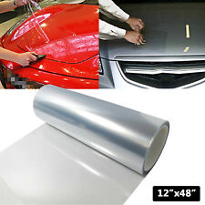 "12""x48"" Car Clear Bumper Hood Edge Paint Protection Film Vinyl Decal Wrap Sheet"