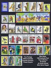 Australia Post Year Collection 1980 (39 stamps) MNH **GREAT PRICE!!!**