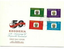 Rhodesia 1973 Responsible Government FDC (B)