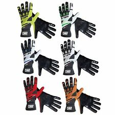OMP KS-3 Go-Kart Karting Race Racing Track Circuit Driving Gloves