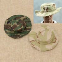 1:6 Scale Camouflage Tactical Military Hat for 12'' Unisex Action Figure Gift