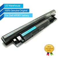 65Wh NEW Genuine MR90Y Battery for Dell Inspiron 15R 5537 3521 17R 5721 5737 OEM