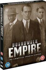 Boardwalk Empire - Season 4 [DVD] Steve Buscemi Brand New and Sealed
