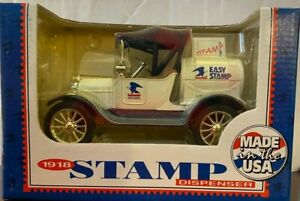 Ertl 1918 Ford U.S. Postal Service Stamp Dispenser Mint #9011