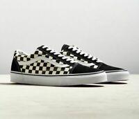 Vans Old Skool Black/White Checkered Unisex