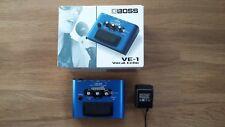 Boss VE-1 Vocal Echo - nearly new