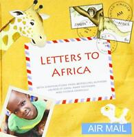 Letters to Africa by UCLan, NEW Book, FREE & Fast Delivery, (Paperback)