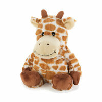 Cozy Plush Giraffe Microwaveable Soft Toy