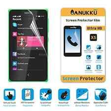 3x PELLICOLA per Nokia X FRONTE + PANNO PROTETTIVA DISPLAY