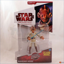 Star Wars - The Clone Wars Nahdar Vebb exclusive 2009 animated action figure