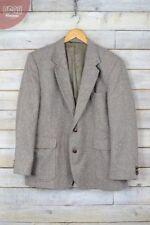 Cappotti e giacche da uomo marrone in lana con colletto