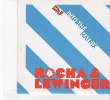 (FR152) DJ Magazine Presents Into The Matrix, Rocha & Lewinger - 2009 CD