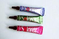 1x Resine UV SOLAREZ KIT 3x5g resin cure montage mouche fly tying flex fine hard