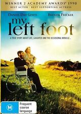 My Left Foot NEW R4 DVD