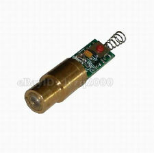Professional real 200mw 532 green laser module for standard laser host / 3V