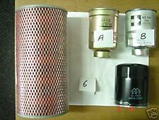 TOYOTA HIACE 2.4D DIESEL 1996-04 OIL FILTER AIR FILTER FUEL FILTER SERVICE KIT