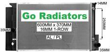 RADIATOR TOYOTA COROLLA ZRE152R 5/2007-2013 SEDAN, HATCH, WAGON, RADIATOR