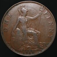 1919 KN   George V One Penny   Bronze   Coins   KM Coins