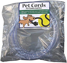 Petcords Dog and Cat Cord Protector- Protects Your Pets from Chewing Through up