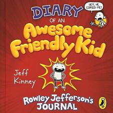Audio CD - Diary of an Awesome Friendly Kid by Jeff Kinney