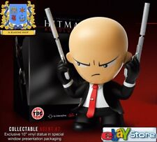 ACTION FIGURE HITMAN ABSOLUTION 25 CM CIRCA NUOVA NEW NO GAME SPECIAL DEMO BOX