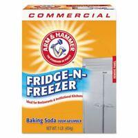 Arm & Hammer Fridge-N-Freezer Baking Soda, Unscented, 16-oz Pack (CDC3320084011)