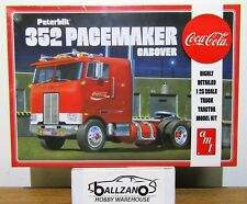 AMT 1090 Coca-Cola Peterbilt 352 Pacemaker Cabover plastic model kit 1/25