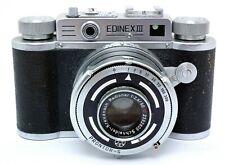 ✮ Wirgin Edinex III mit Radionar 50mm f/2.9 Seltenes Sammlerstück //vom Händler!