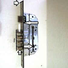 High security door lock case ,mortise lock. lock body, Deadbolt 4 bolts