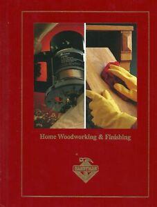 Handyman Club of America Hardcover Home Woodworking & Finishing