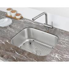 16 x 16 inch Bar Prep Sink Undermount 16 Gauge Stainless Steel