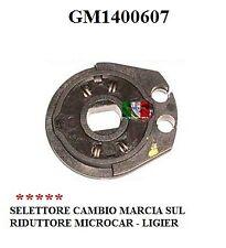 SELETTORE INSERIMENTO MARCE LIGIER MICROCAR GM1400607