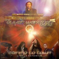 Steve Howe, Oliver Wakeman Band - Coming to Town [New CD] Ltd Ed, Digipack Packa
