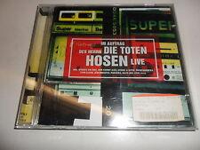 CD  Die Toten Hosen - Im Auftrag des Herrn-Live