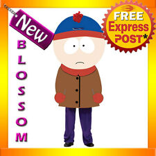 C661-T South Park Stan Halloween Fancy Dress Adult Halloween Costume Outfit Teen
