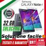 SMARTPHONE SAMSUNG GALAXY NOTE 4 32GB SM-N910 ORIGINALE! 12 MESI GAR.ITA! (3 5)