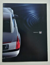 2005 Cadillac Sales Brochure STS CTS XLR SRX Escalade Deville DTS 20+ pages