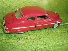 G-SCALE 1/32  1949 Ford Mercury 2 Door Diecast Metal Model Super Detailed