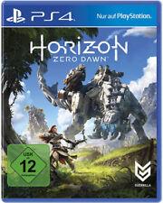 Horizon Zero Dawn | PS4 | NEU & OVP | UNCUT | dt. Version | Blitzversand
