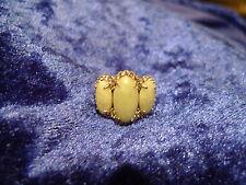 Bonito anillo __ 925 plata __ afectar engaste __ jade...!