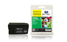 Jet Tec HP950B XL inkjet cartridge high quality replacement for Hewlett Packard