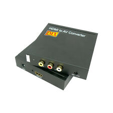 MX Hdmi To Av Convertor (Composite Video Signal & R / L Audio Signal- MX 3363