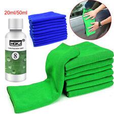 Liquid Car Scratch Remover Repair Polishing Wax Paint Surface Coating&Wash Towel